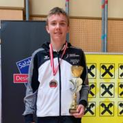 Martin Märker Austria Junioren Open 2021 KARATE VORARLBERG