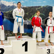 Euro Cup 2021 Zell am See KARATE VORARLBERG Patricia Bahledova