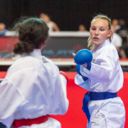 WKF Youth League 2021 Porec KARATE VORARLBERG Hanna Devigili