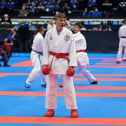 EKF CJU21 Europameisterschaft 2021 Tampere Finnland KARATE VOARARLBERG Martin Märker
