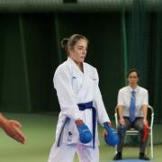 Karate Sommercamp 2021 Tschagguns Kumite on the Rocks KARATE VORARLBERG Vanessa Giesinger