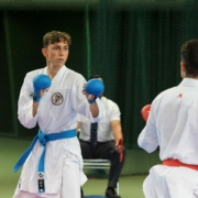 Karate Sommercamp 2021 Tschagguns Kumite on the Rocks KARATE VORARLBERG Andreas Nitz