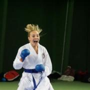 Karate Sommercamp 2021 Tschagguns Kumite on the Rocks KARATE VORARLBERG Hanna Devigili