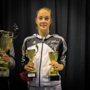 KARATE VORARLBERG Basel Open 2021 Vanessa Giesinger
